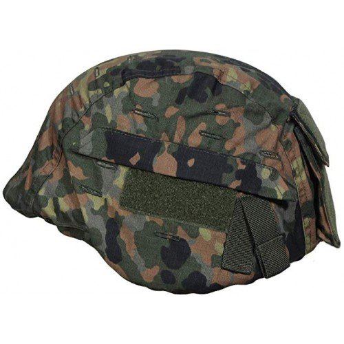 HELMET COVER - FLECKTARN