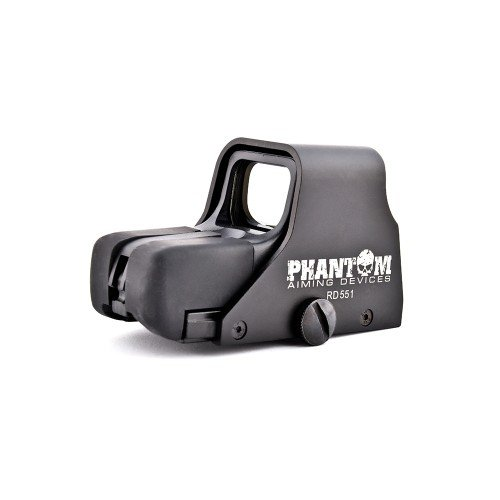 DOT HOLO SIGHT 551 - RED/GREEN - BLACK COLOR