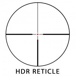 LUNETA MODEL CITADEL 1-6X24 HDR