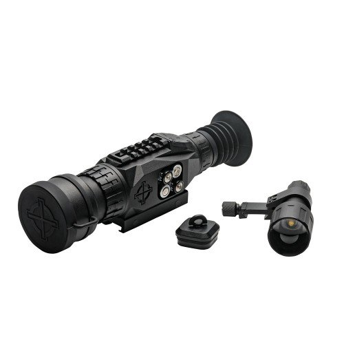 WRAITH HD 4-32X50 - DIGITAL RIFLESCOPE