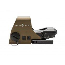 ULTRA SHOT A-SPEC - REFLEX SIGHT - DARK EARTH
