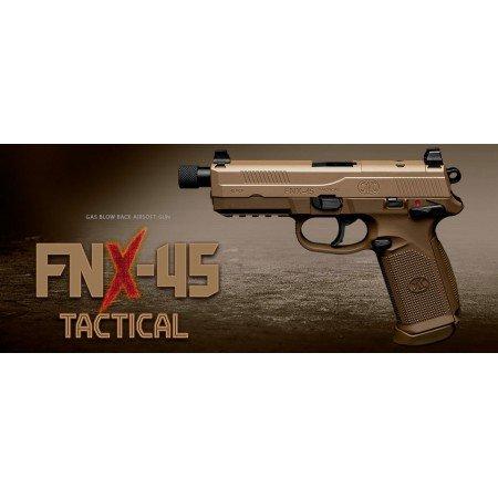 FNX-45 TACTICAL GBB