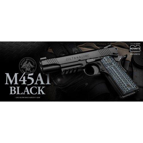 M45A1 CQB - GBB - BLACK