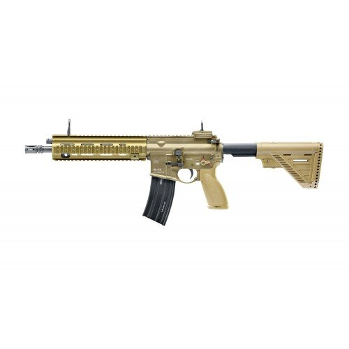 HK416 A5 - RAL8000 - AEG