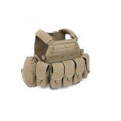 VESTA TACTICA MODEL DCS M4 - COYOTE TAN