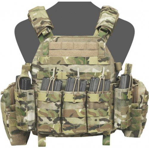 VESTA TACTICA MODEL DCS 5.56 - MULTICAM