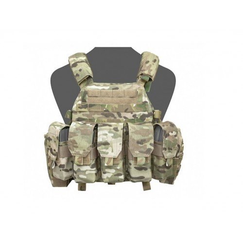 VESTA TACTICA MODEL DCS M4 - MULTICAM