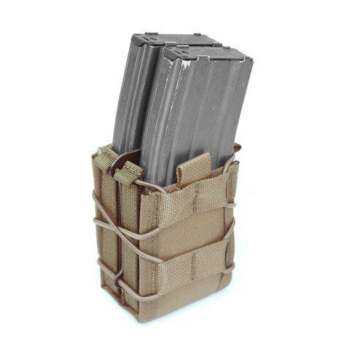 PORT-INCARCATOR DUBLU M4/M16 -  COYOTE TAN