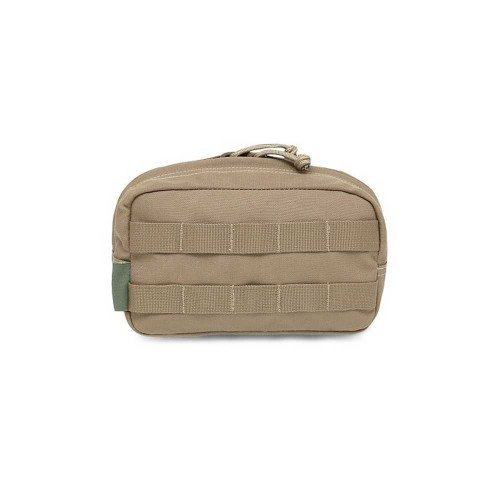 POUCH ORIZONTAL, MEDIUM - COYOTE TAN