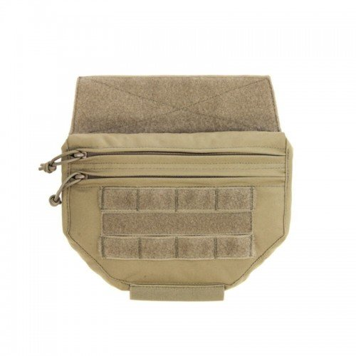 DROP DOWN UTILITY POUCH - COYOTE TAN