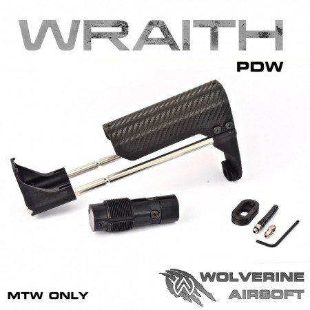 WRAITH AERO STOCK GEN 2- MTW - PDW