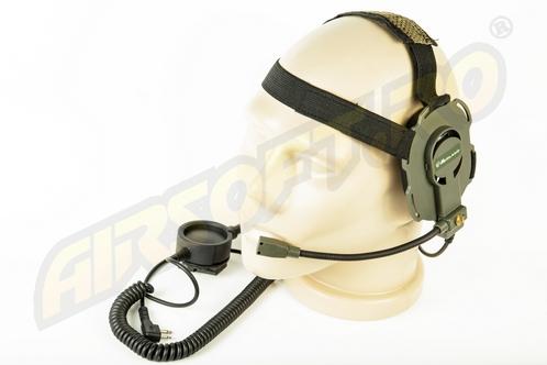 Kit Full Hd Casca Cu Microfon Model Bow-M Evo imagine