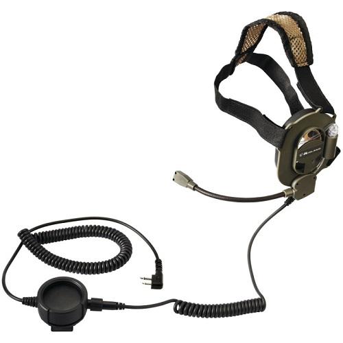 Imagine 261.0 lei, MIDLAND Casca Cu Microfon Model Bow-m Evo-k, Mufa Tip Kenwood