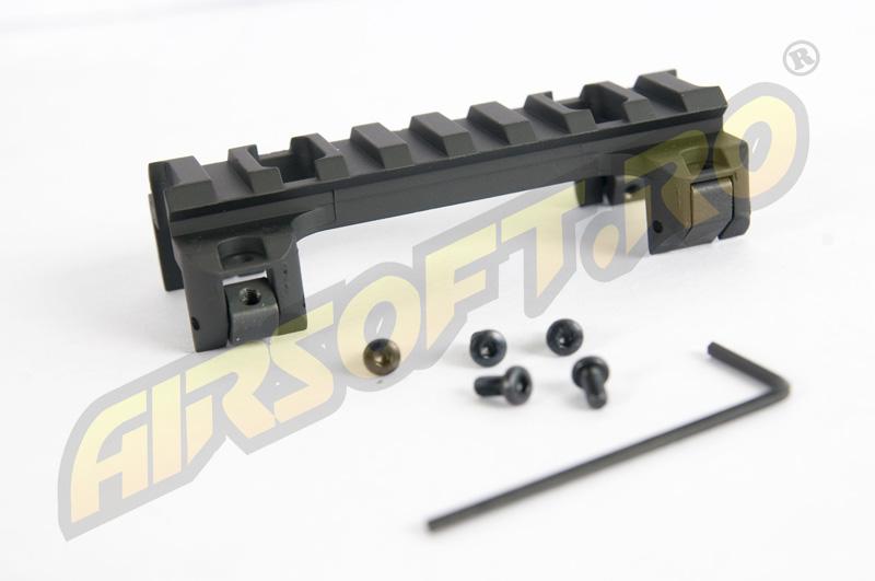 BAZA DE MONTARE LOW PROFILE PENTRU MP5/G3