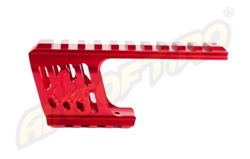 Imagine Asg Baza De Montare  - Cnc Aluminiu Pentru Revolver Dan Wesson Model