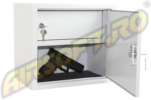 Imagine 310.0 lei, UMRV Caseta Metalica Depozitare Pistol
