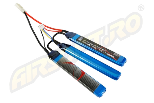LIFE - ACUMULATOR 9.9 V - 1400 MAH - MINI-TYPE