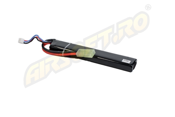 LIPO - ACUMULATOR 7.4V - 1200MAH - 15C - MINI TYPE