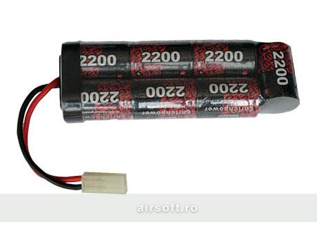 NIMH - ACUMULATOR 8.4V - 2200 MAH - LARGE-TYPE