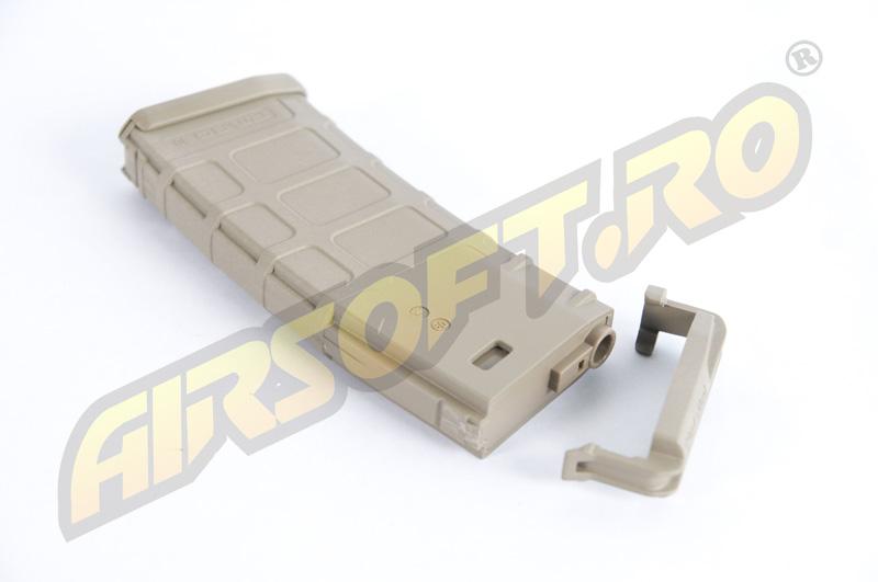 INCARCATOR DE 120 BILE - M16/M4/SR16/CAR 15/M733/L85/GF85/TAVOR (TAN)