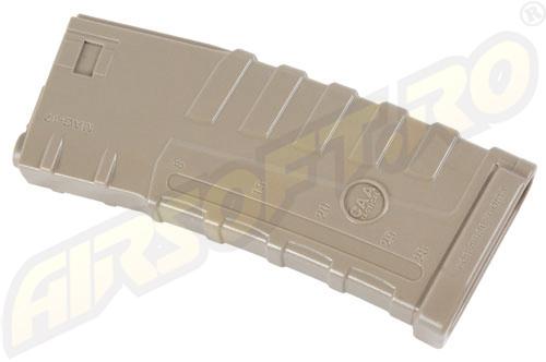 INCARCATOR DE 140 BILE - M16/M4/SR16/CAR 15/M733/L85/GF85/TAVOR (TAN)