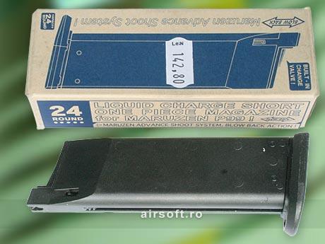 INCARCATOR DE 24 BILE - WALTHER P99 (GBB)