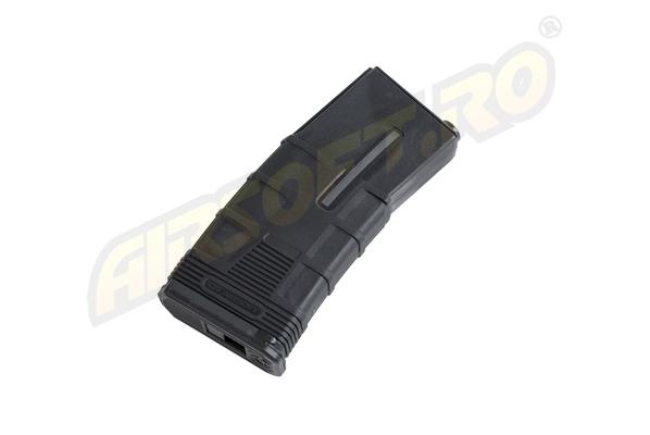 INCARCATOR DE 120 BILE T TACTICAL - AEG - BLACK