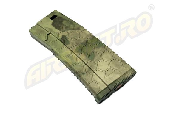 INCARCATOR MODEL HEXMAG DE 120 BILE PENTRU SERIILE M4 - A-TACS FG