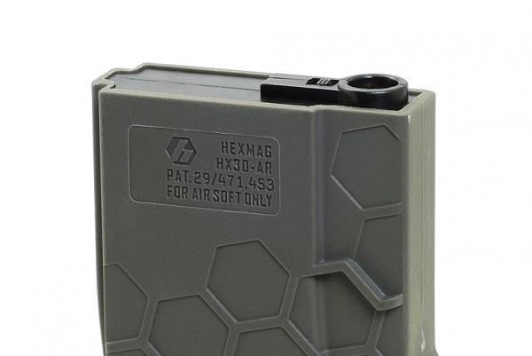 Imagine Dynamic Tactical Incarcator Model Hexmag De 120 Bile Pentru Seriile M4  - Od Set 5 Buc,