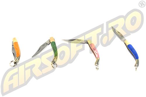 Breloc Tip Mini-Briceag imagine