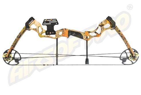 Arc Model Compound Din Fibra De Sticla - Camo imagine