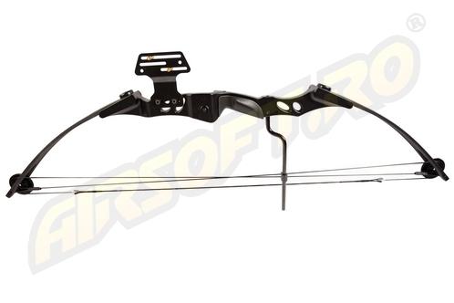 Imagine  950.0 lei, ADVANCE GROUP Arc Model Compound Din Fibra De Sticla, Negru, Argintiu