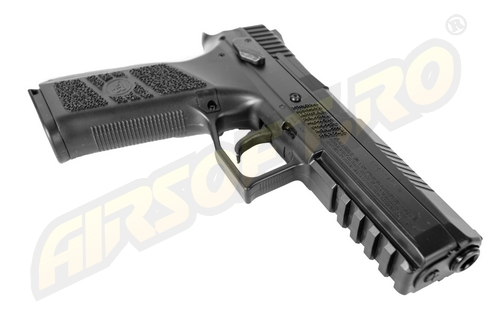 Cz P-09 - Cal. 4.5mm - Metal Slide - Gbb - Co2 imagine