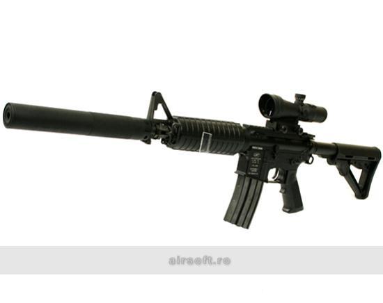Imagine 1835.2 lei, AIRSOFT.RO M4 Defender