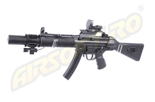 Mp5 Sd2 Cqb - Custom imagine