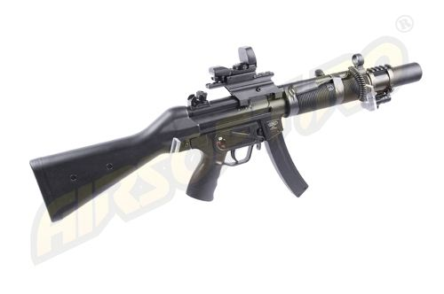 Imagine 2189.38 lei, AIRSOFT.RO Mp5 Sd2 Cqb, Custom