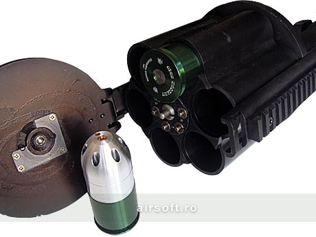 Imagine 1240.03 lei, CAW Lansator De Grenade Revolver Launcher