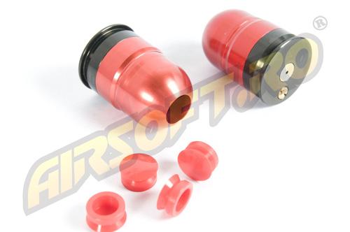 Set De 2 Grenade (17 Bile) - Rosu imagine