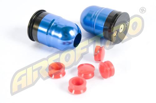 Set De 2 Grenade (17 Bile) - Albastru imagine