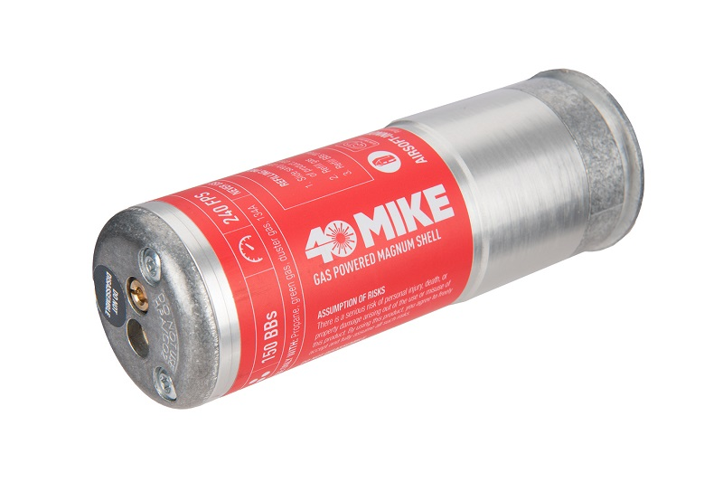 40 MIKE - GAS MAGNUM SHELL