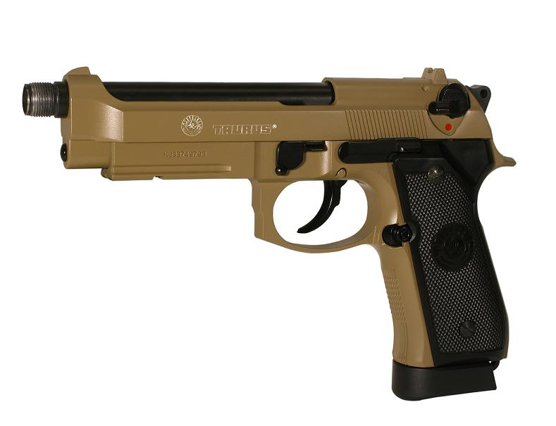 TAURUS PT92 - TAN - GBB - CO2