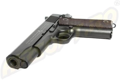 Colt M1911 - Full Metal - Gbb - Co2 imagine