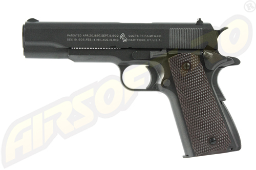 Imagine Cyber Gun Colt M1911  - Full Metal Gbb Co2