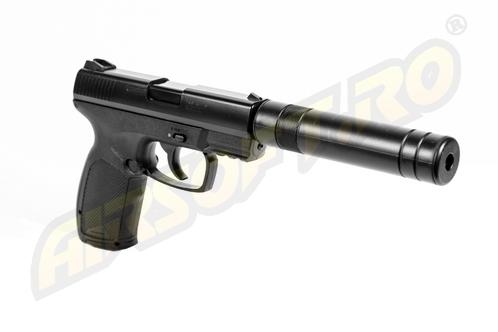 Imagine 184.0 lei, UMAREX Combat Zone Cop Sk, Gnb, Co2, Black