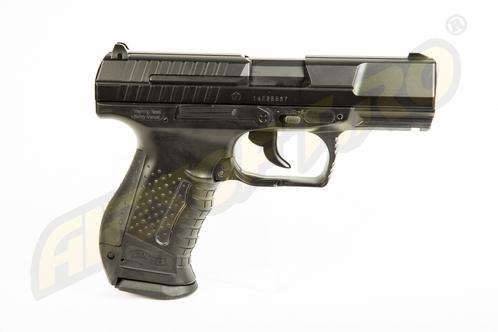Imagine 299.0 lei, UMAREX Walther P99 Dao, Metal Slide, Gbb, Co2, Black