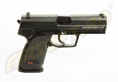 Imagine 283.0 lei, UMAREX Heckler Koch Usp, Metal Slide, Gnb, Co2, Black
