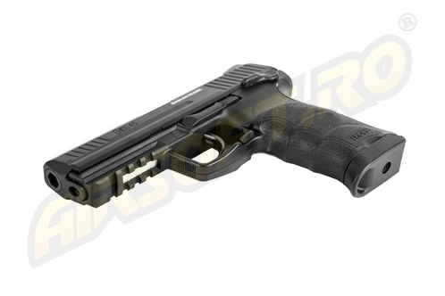 HECKLER KOCH HK45 - METAL SLIDE - GNB - CO2 - BLACK