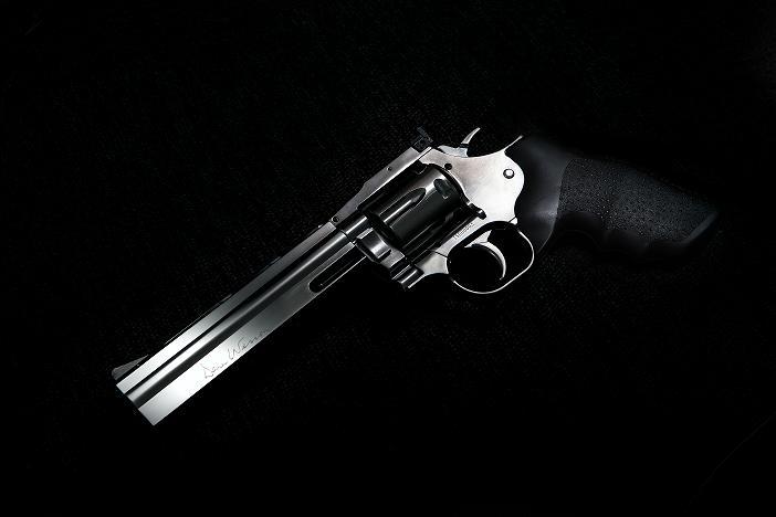 Imagine 584.0 lei, ASG Revolver Dan Wesson, Model 715, 6 Inch, Silver -