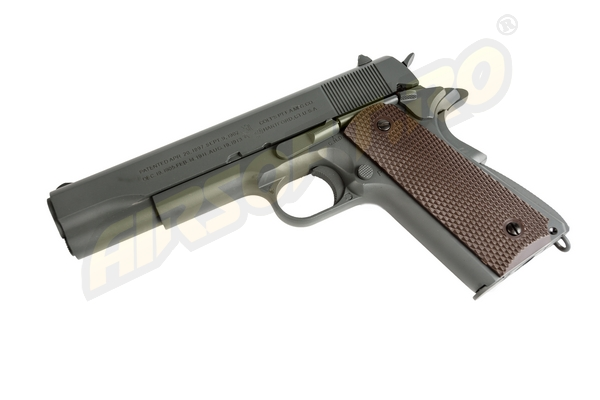 COLT 1911 EDITIE ANIVERSARA 100TH - GBB - CO2 - GREY