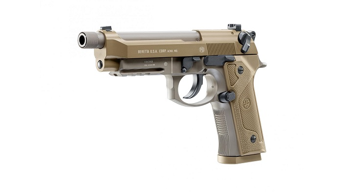 Imagine 685.0 lei, UMAREX Beretta M9 A3, Gbb, Co2, Fde